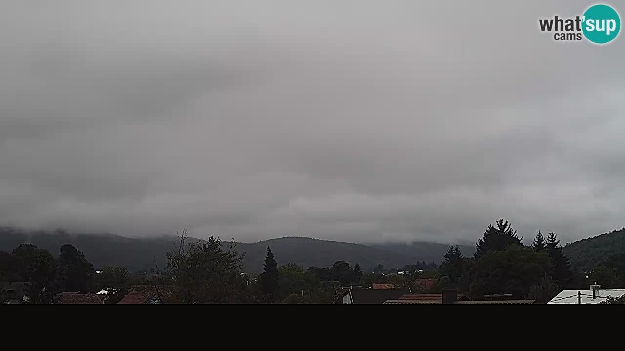Ogulin Web kamera – panorama