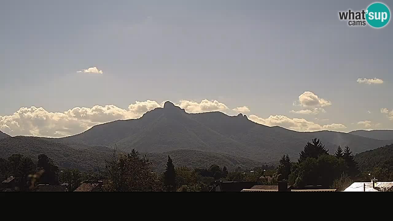 Ogulin Livecam panorama