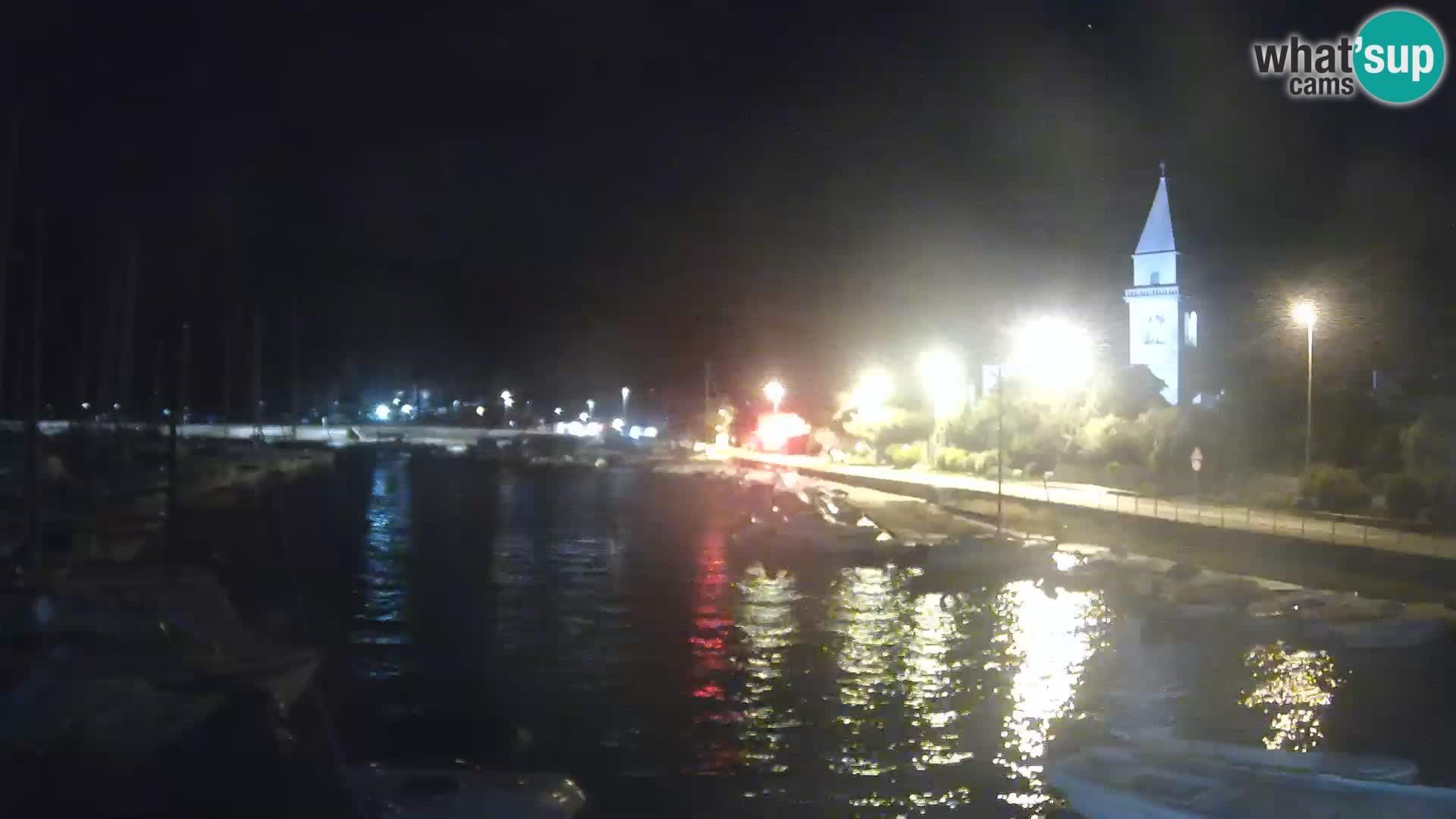 Live Webcam Osor – Mali Lošinj