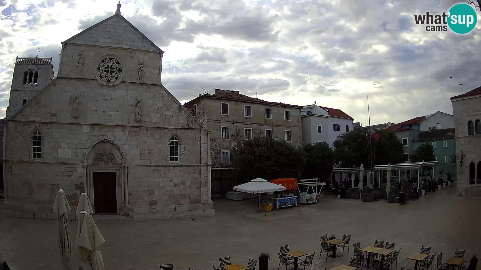 Pag camera en vivo – Plaza principal y la Iglesia de Santa María