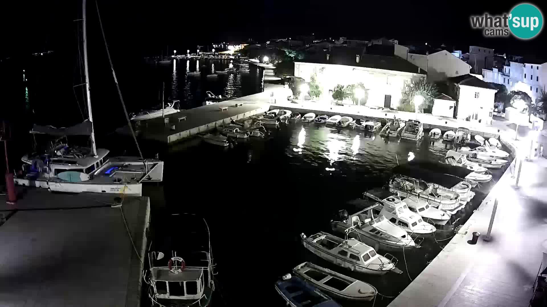 Pag spletna kamera – Mestna marina