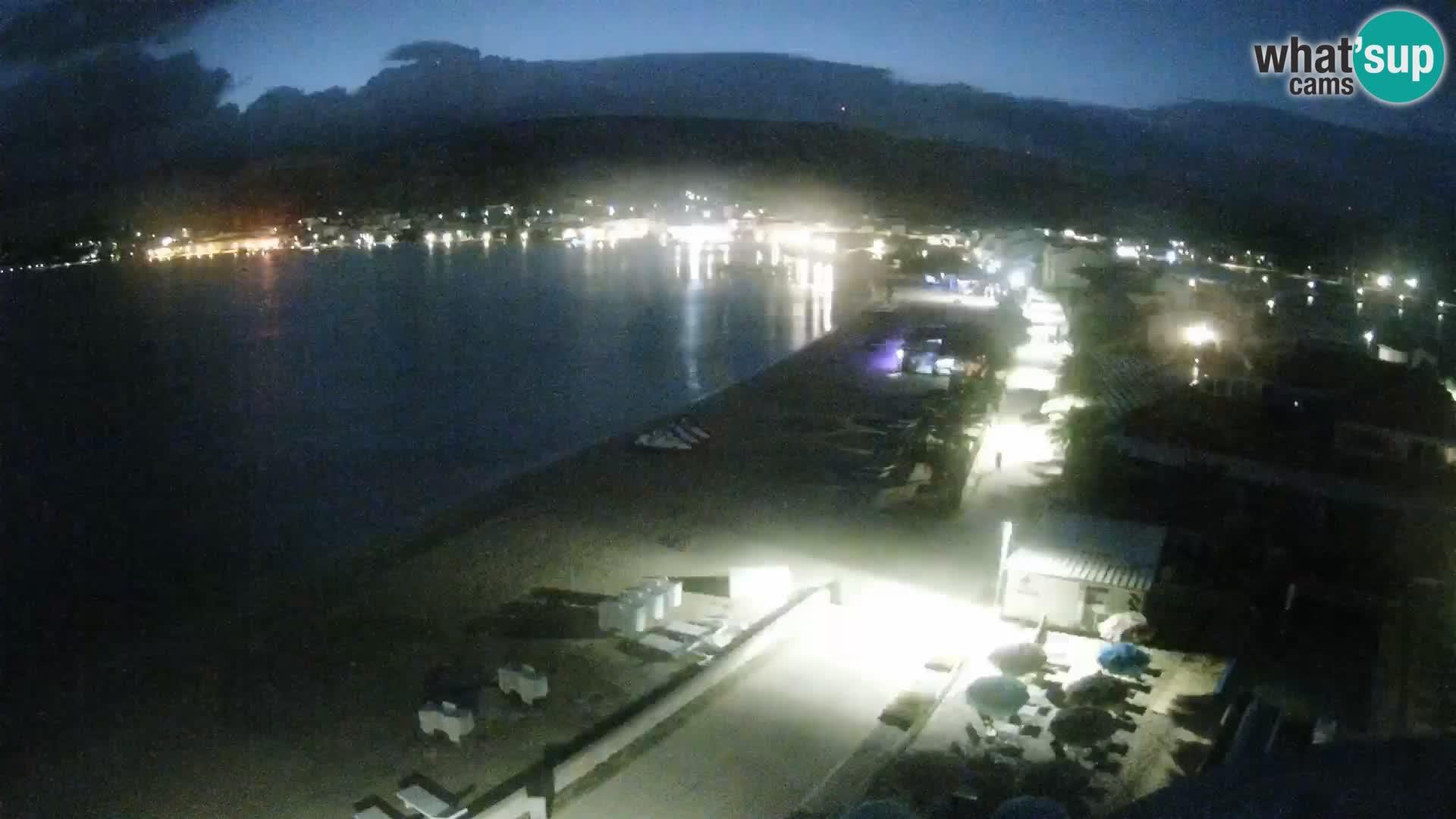 Webcam Pago – Spiaggia