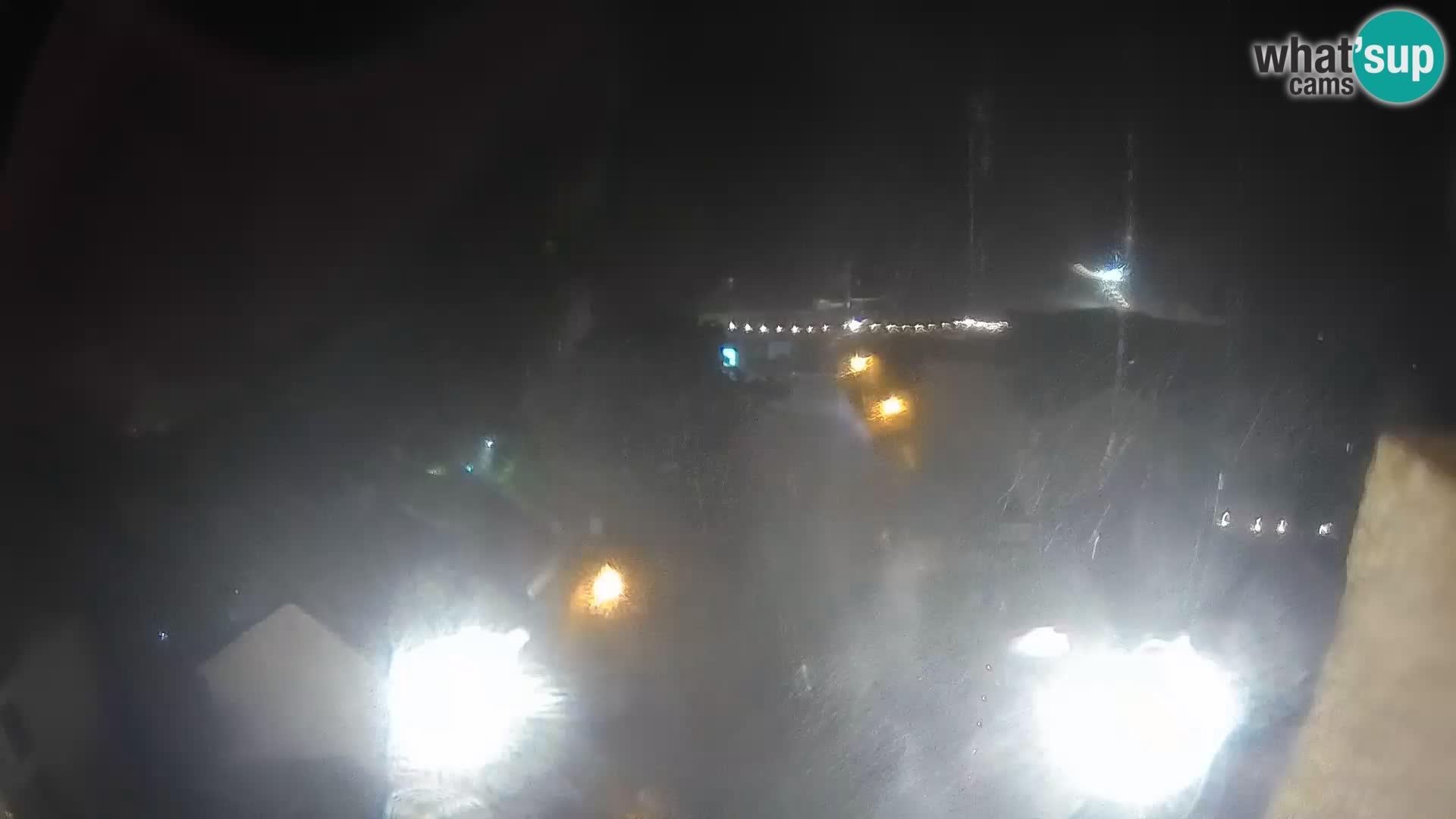 Webcam Live Pakoštane – panorama