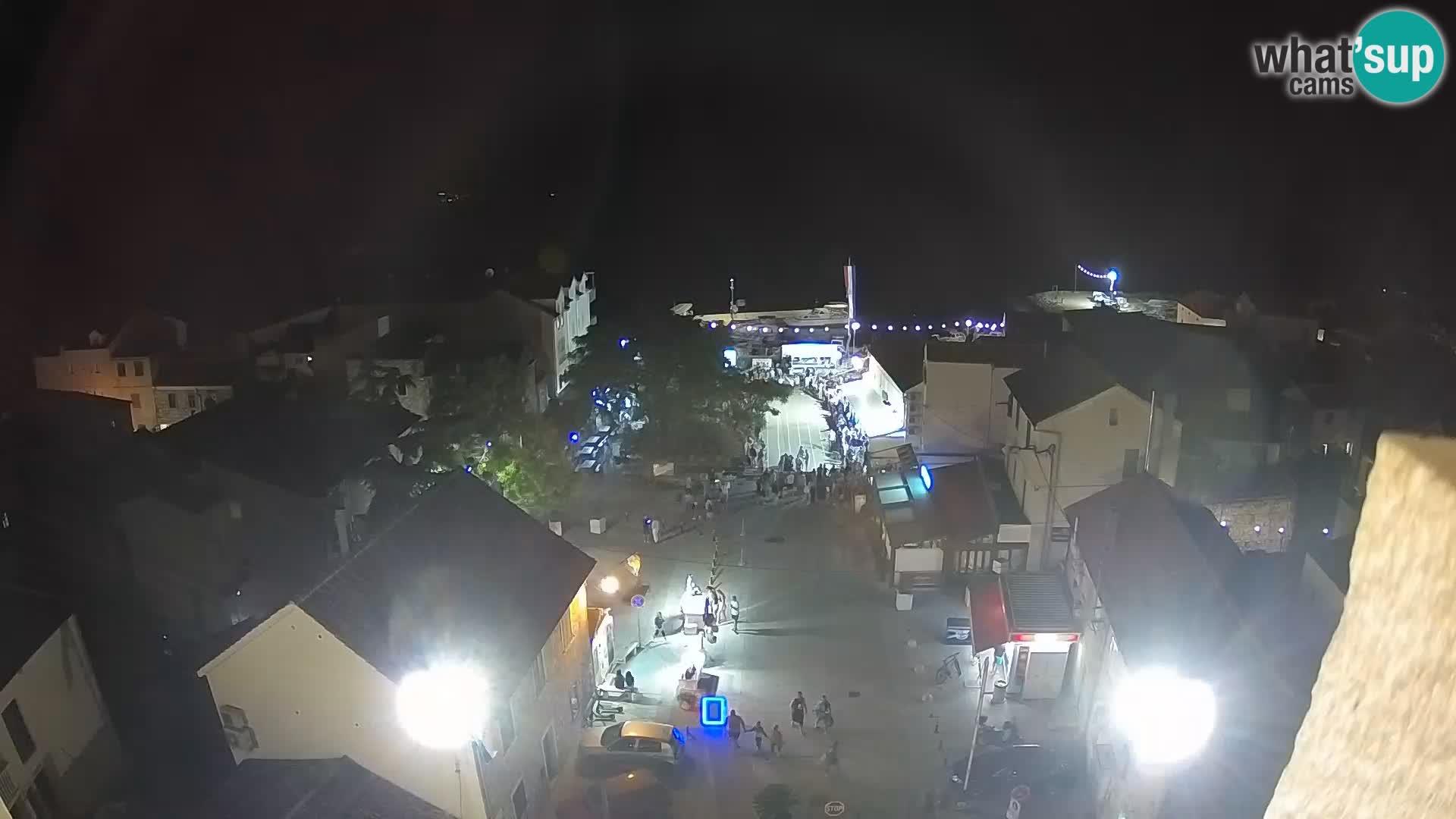 Webcam Pakoštane – panorama