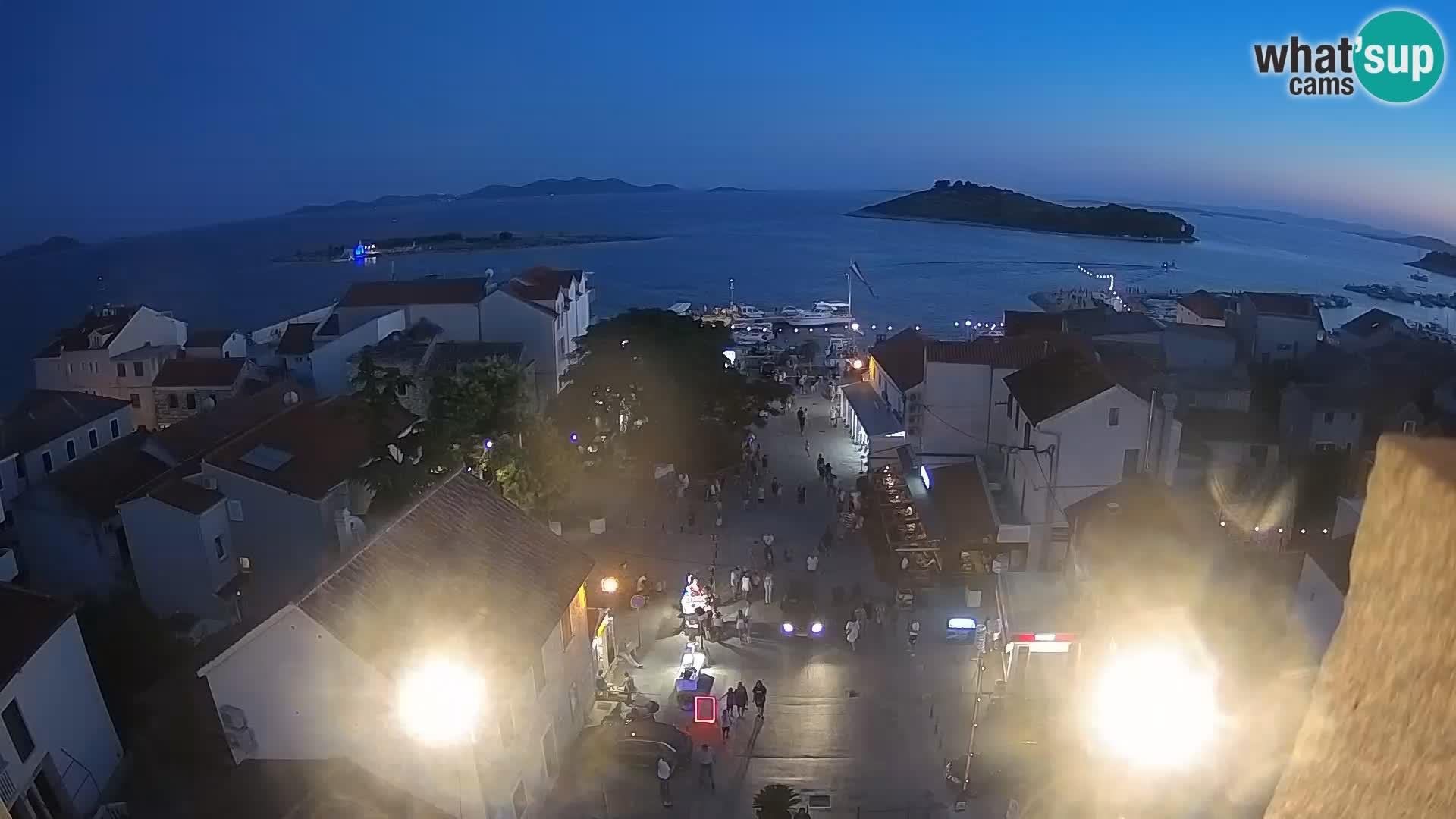 Web Kamera Pakoštane – panorama