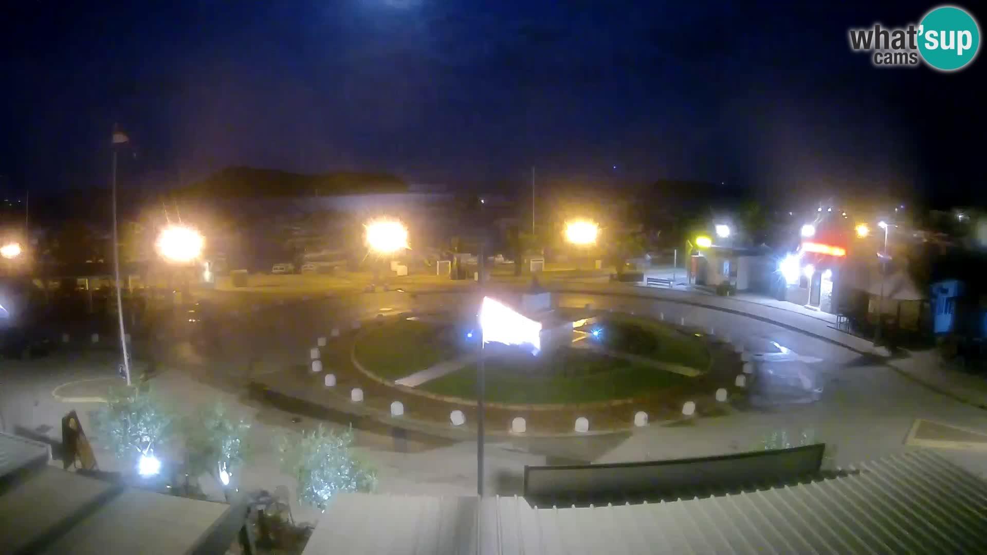Pakoštane – Vista dalla Villa Ljubica