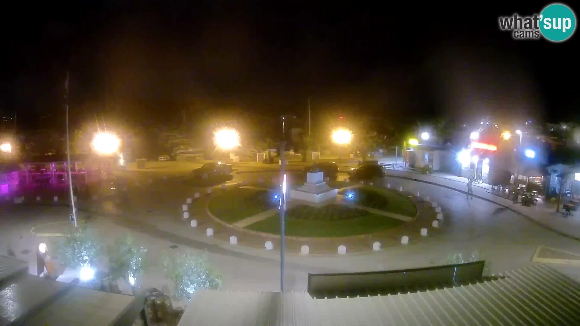 Pakoštane – Vista desde la villa Ljubica