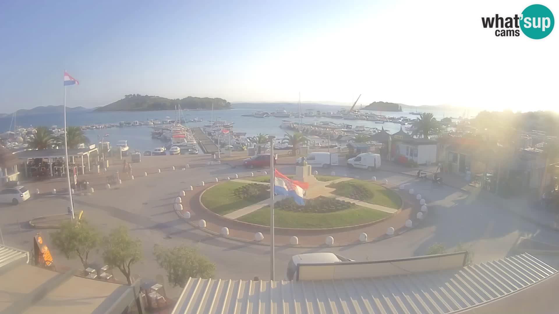 Pakoštane – Vue de la villa Ljubica