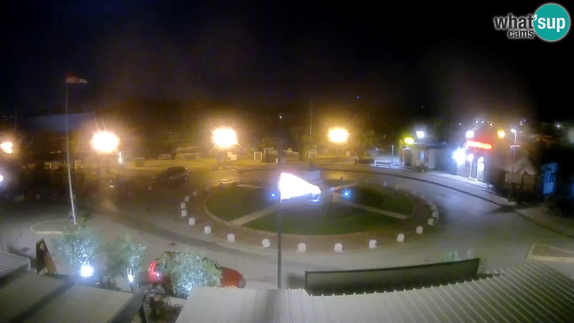 Pakoštane – view from Villa Ljubica