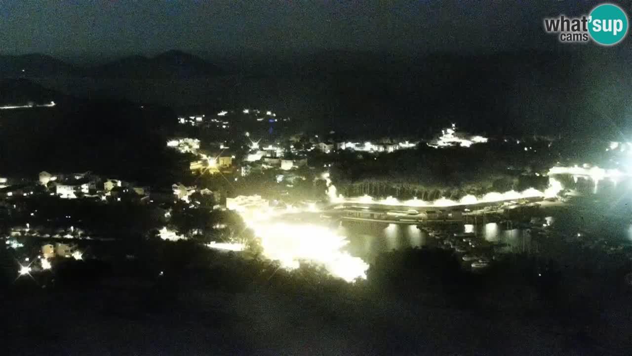 Live cam Pakoštane – Drage – Kornati – Vransko Jezero