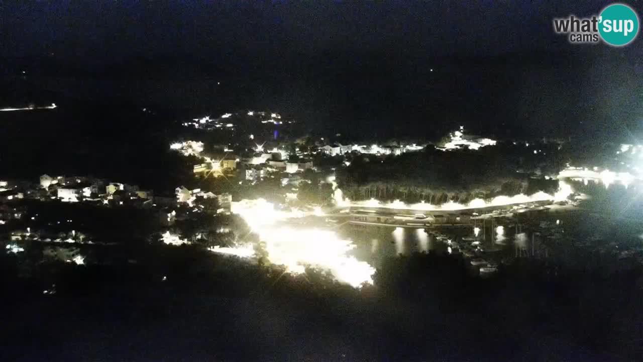 Webcam Pakoštane – Drage – Kornati – Vransko Jezero