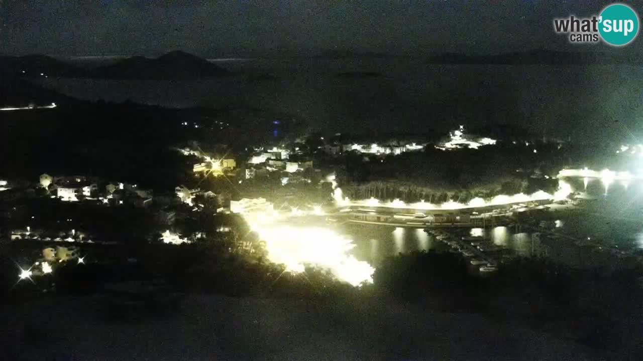 Livecam Pakoštane – Drage – Kornati – Vransko Jezero
