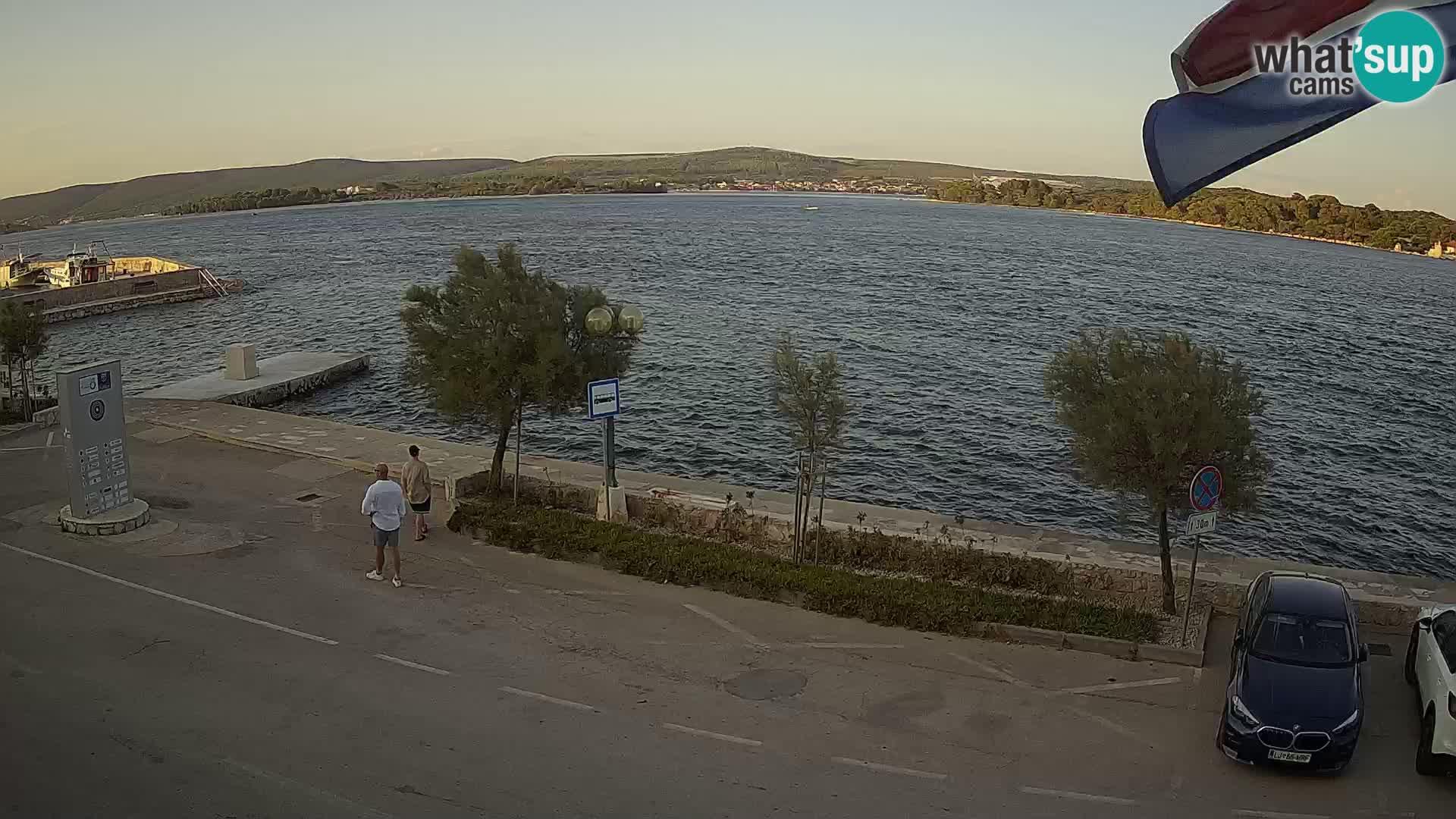 Webcam Pašman