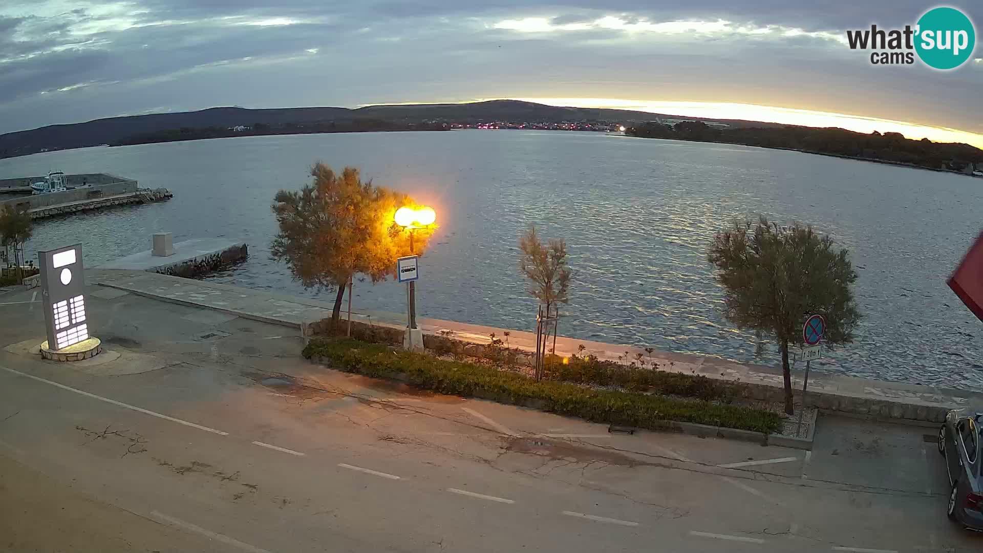 Spletna kamera Pašman