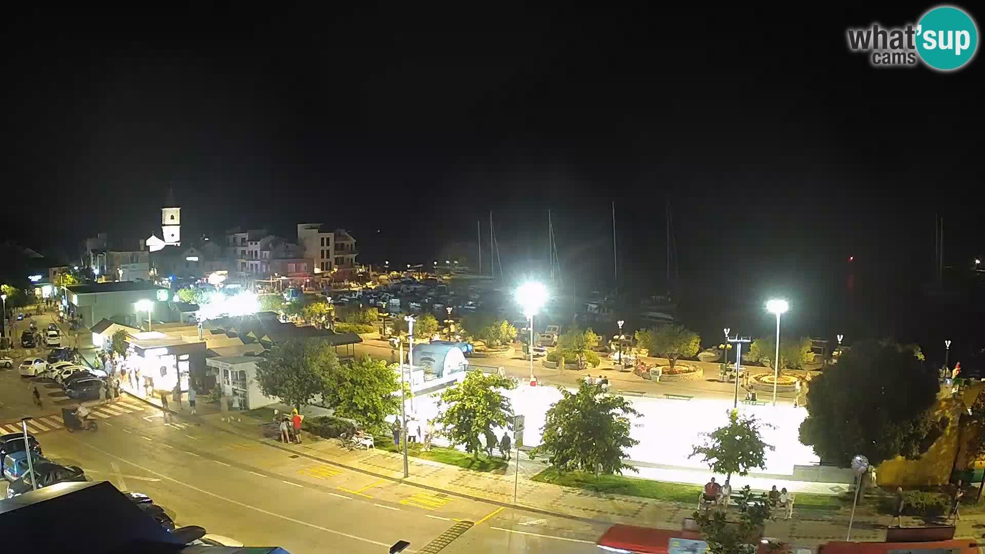 Spletna kamera Pirovac
