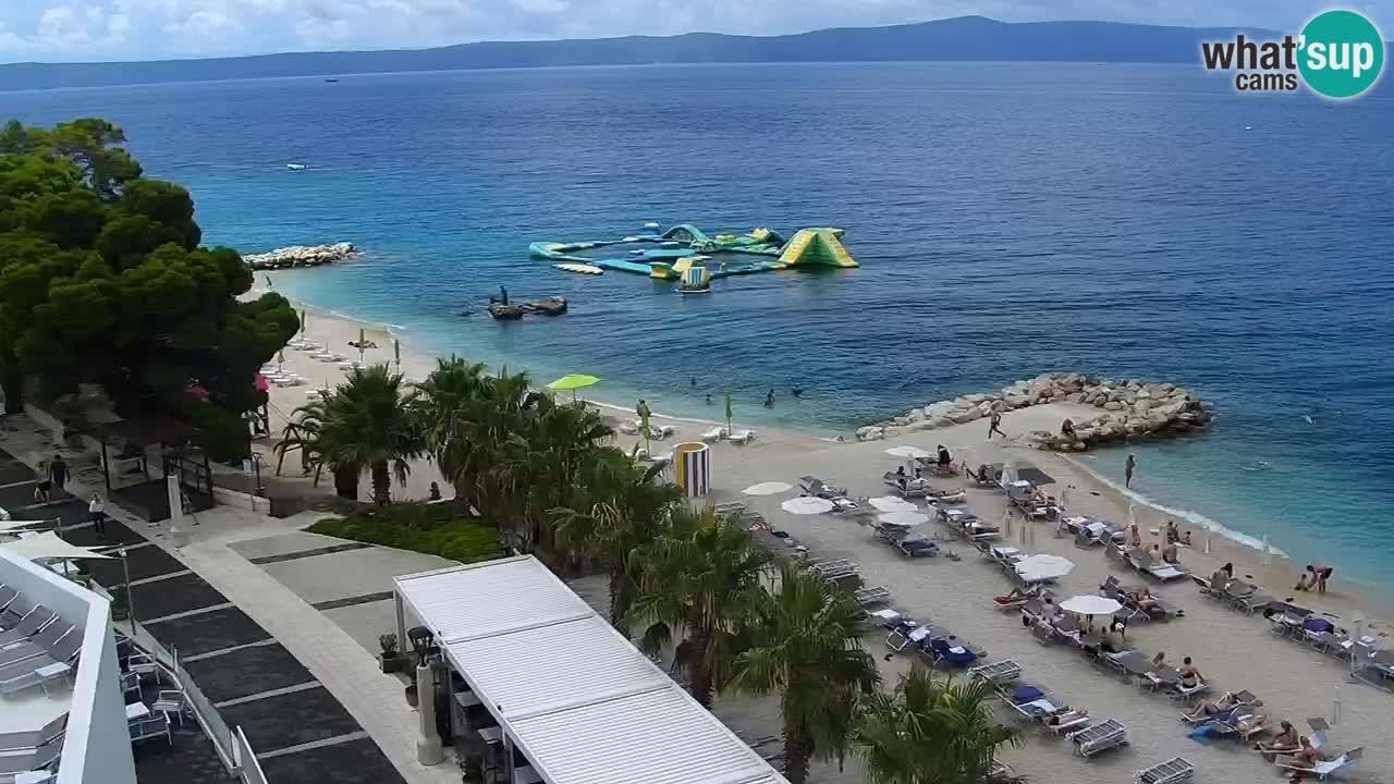 Spiaggia a Podgora
