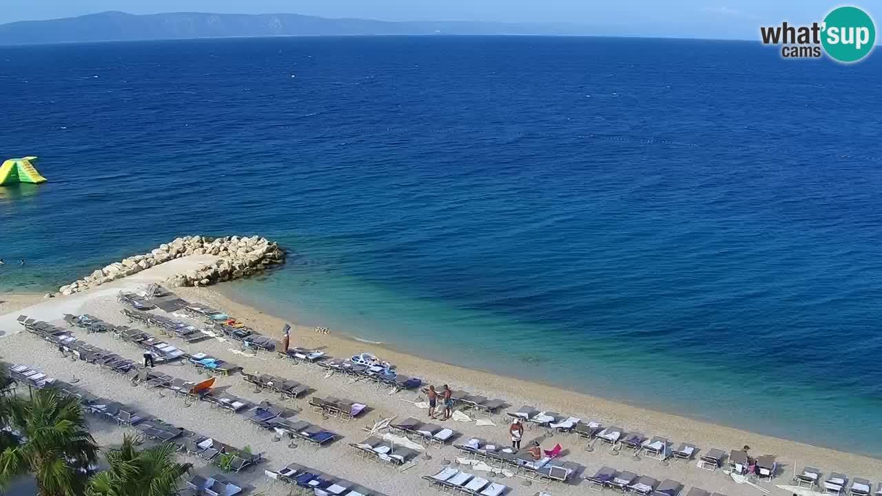 Strand in Podgora