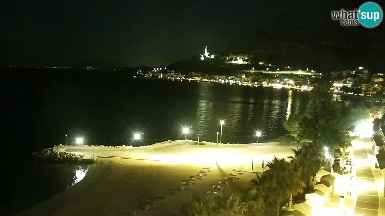 Plaža u Podgori