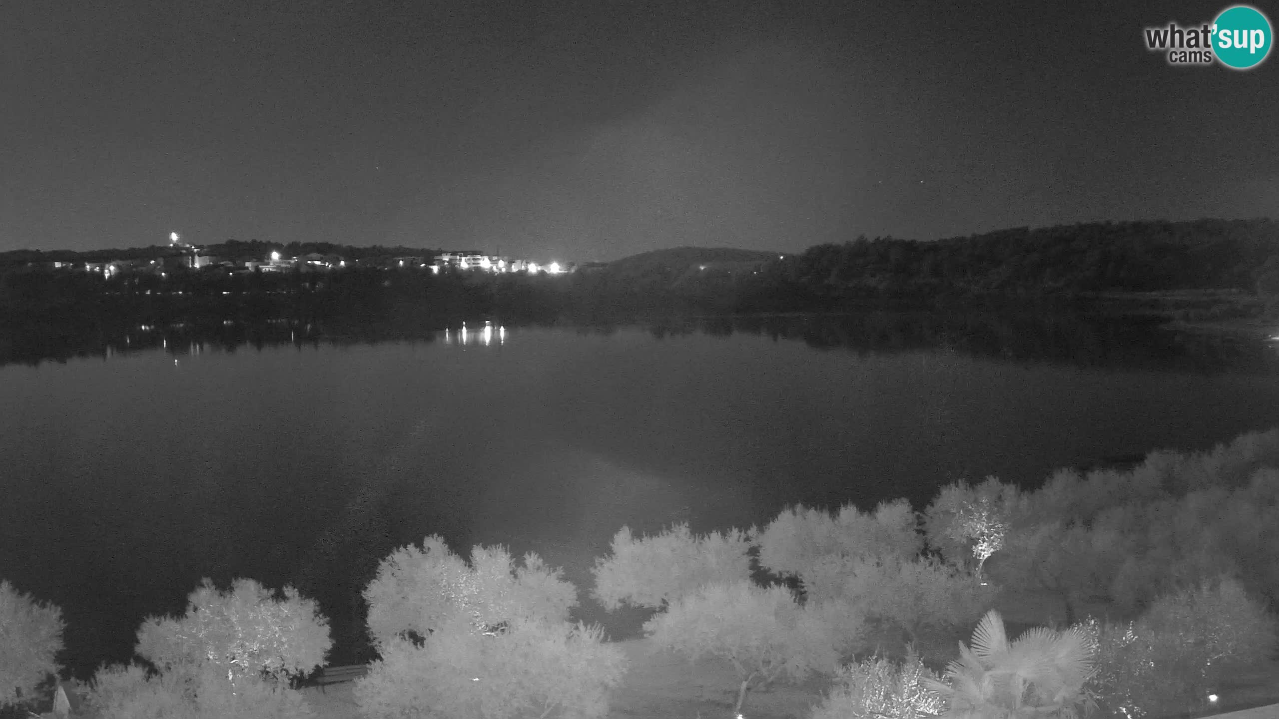 Web kamera uživo Pomer – Šćuza – Medulin – Istra – Hrvatska