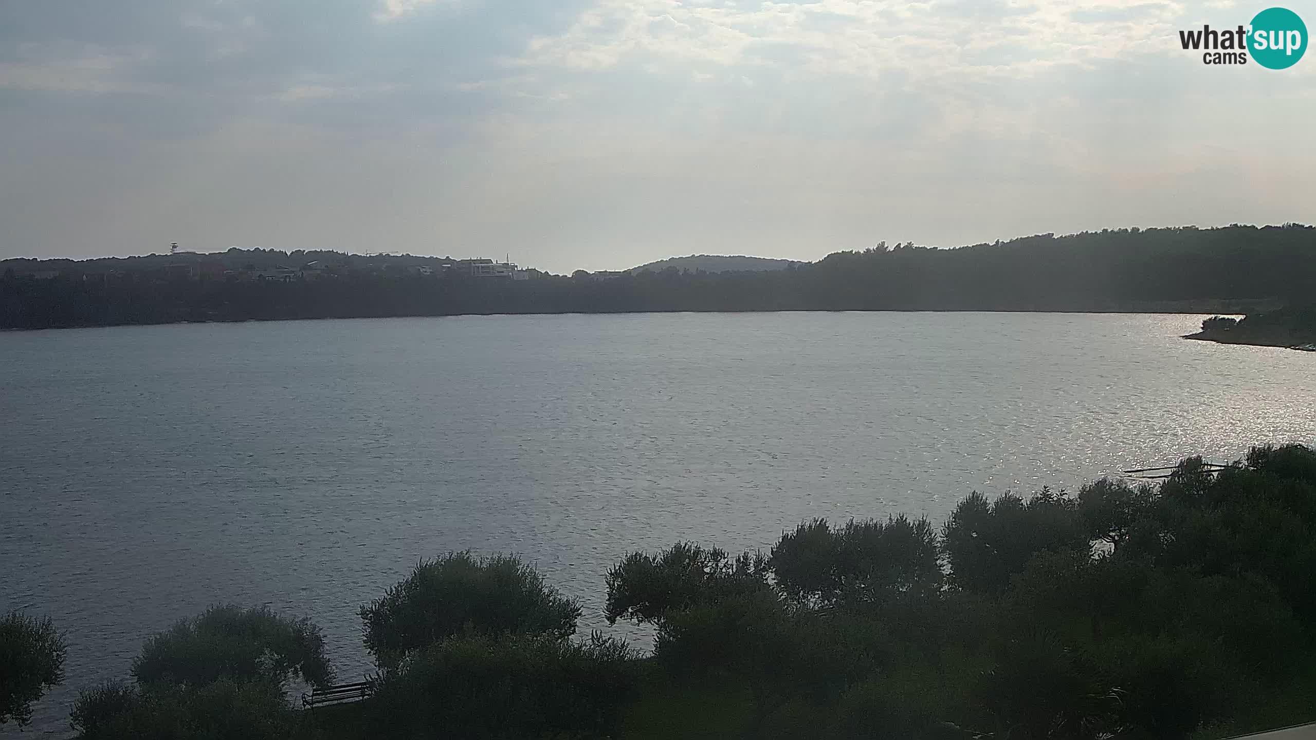 Webcam en vivo Pomer – Šćuza – Medulin – Istria – Croacia