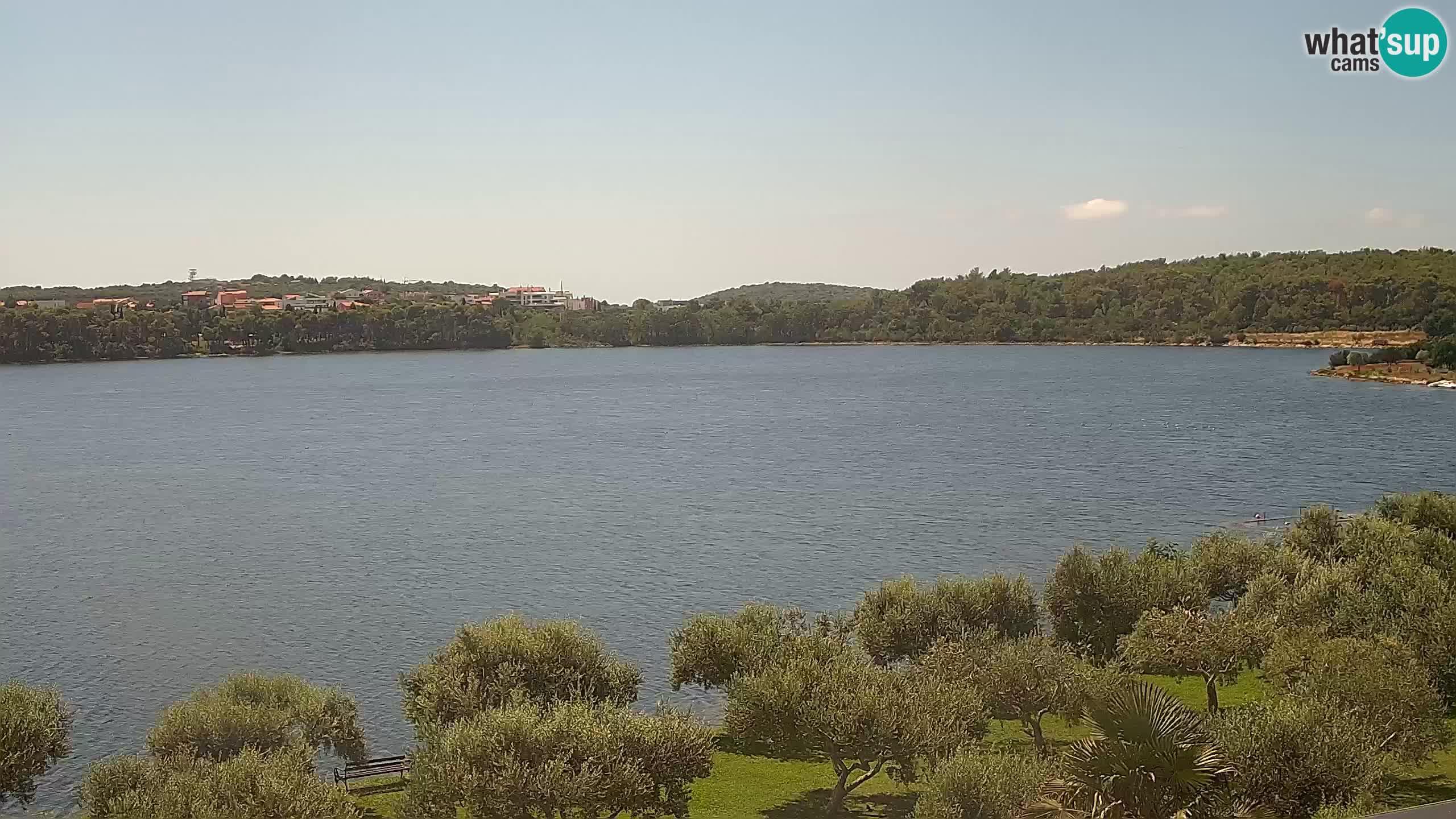 Webcam dal vivo Pomer – Šćuza – Medulin – Istria – Croazia
