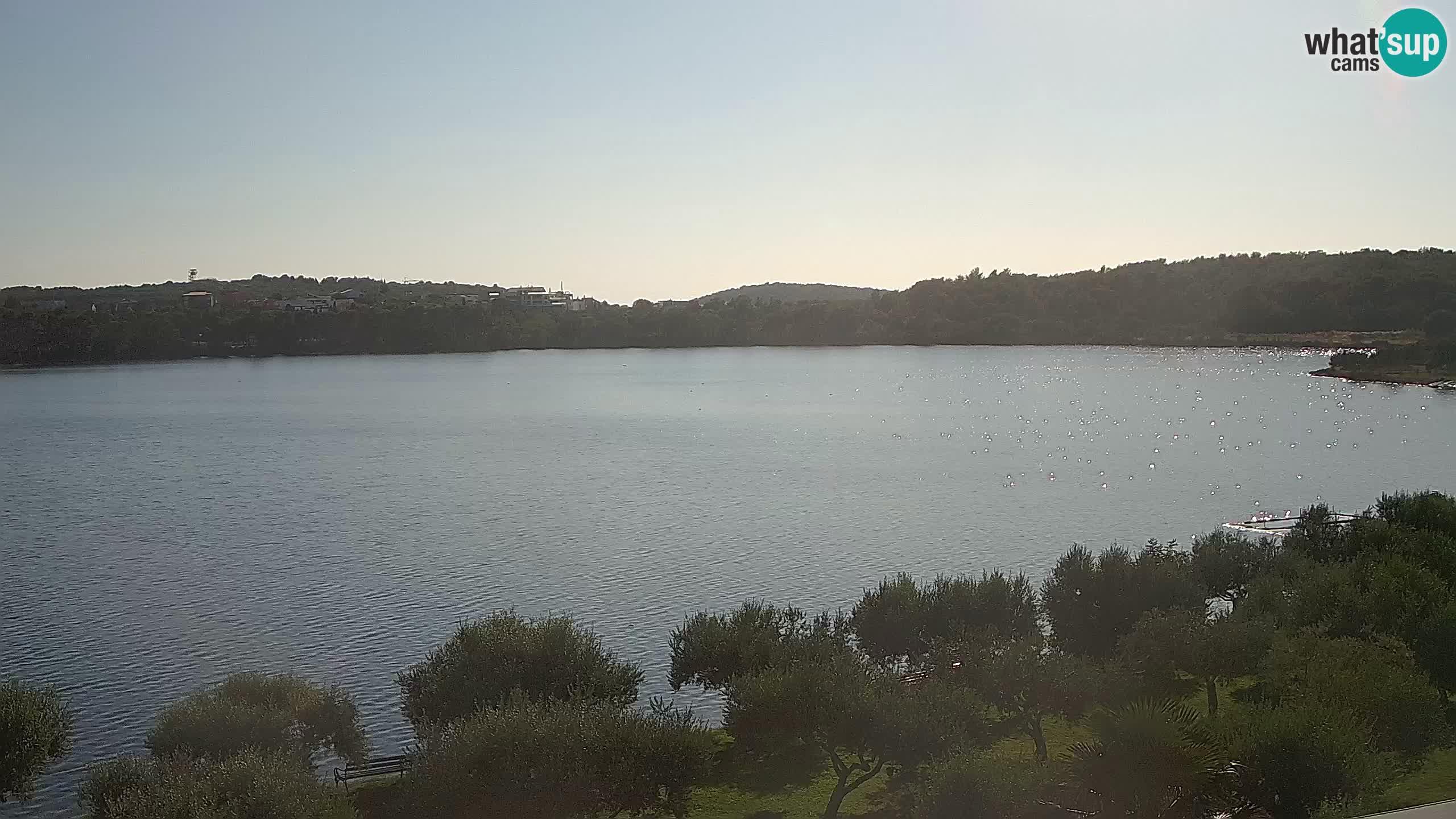 Live webcam Pomer – Šćuza – Medulin – Istria – Croatia