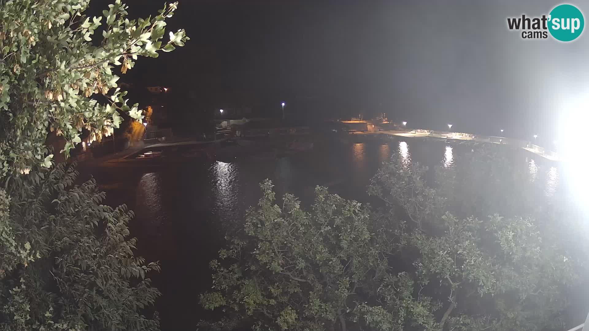 Webcam live Povile – Spiaggia