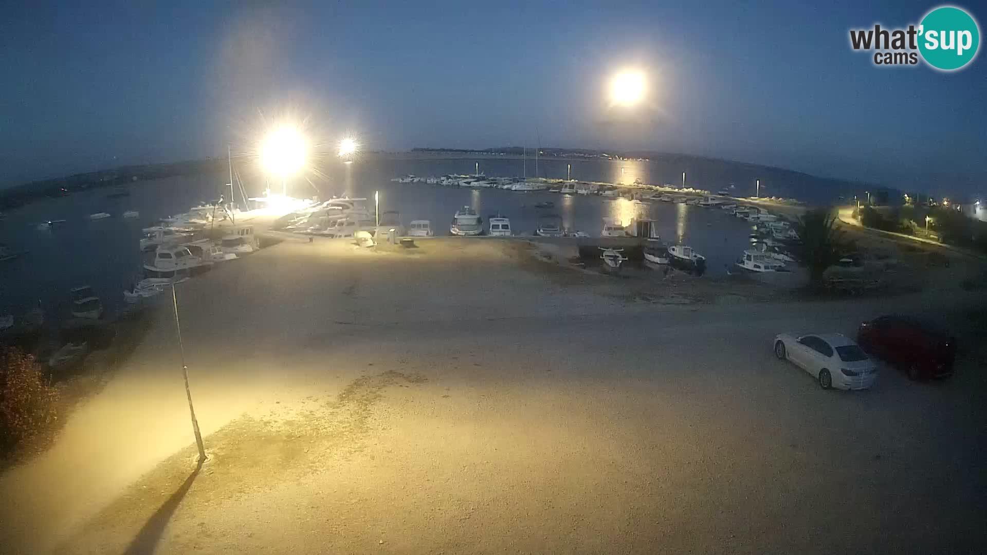 Webcam Povljana – Pag insel