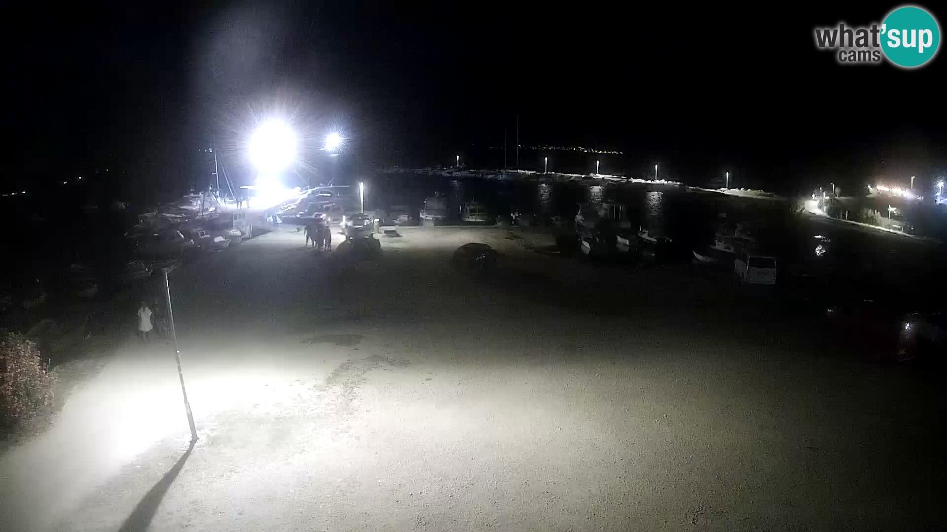 Kamera v živo Povljana – otok Pag