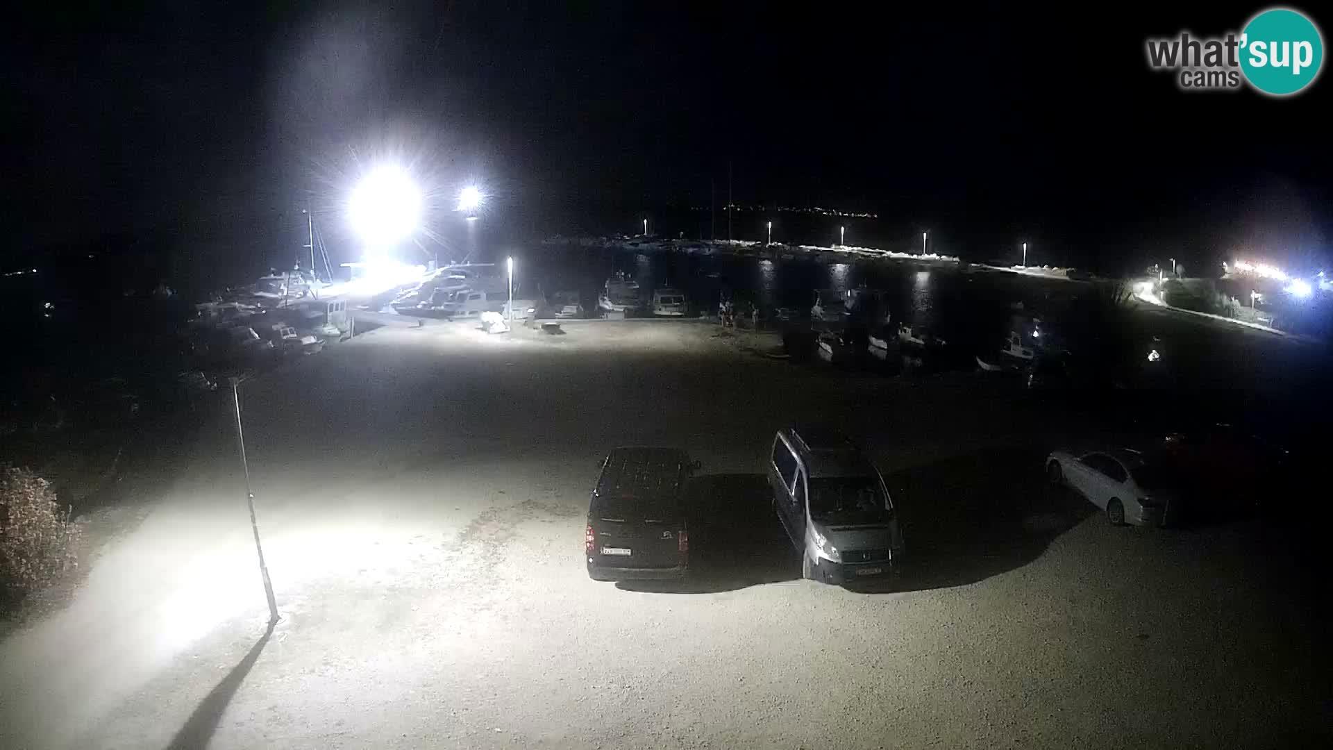 Webcam Povljana – Pag island