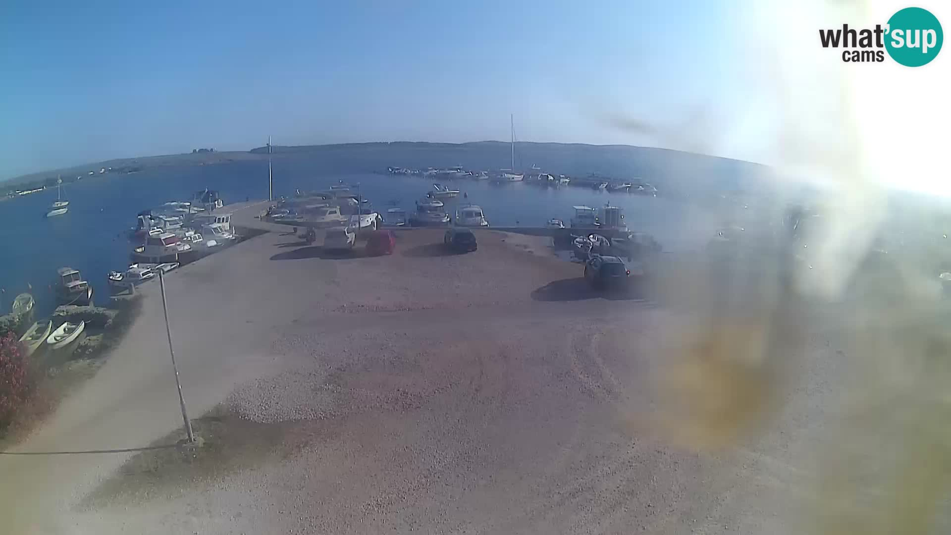 Camera en vivo Povljana – Pag isla