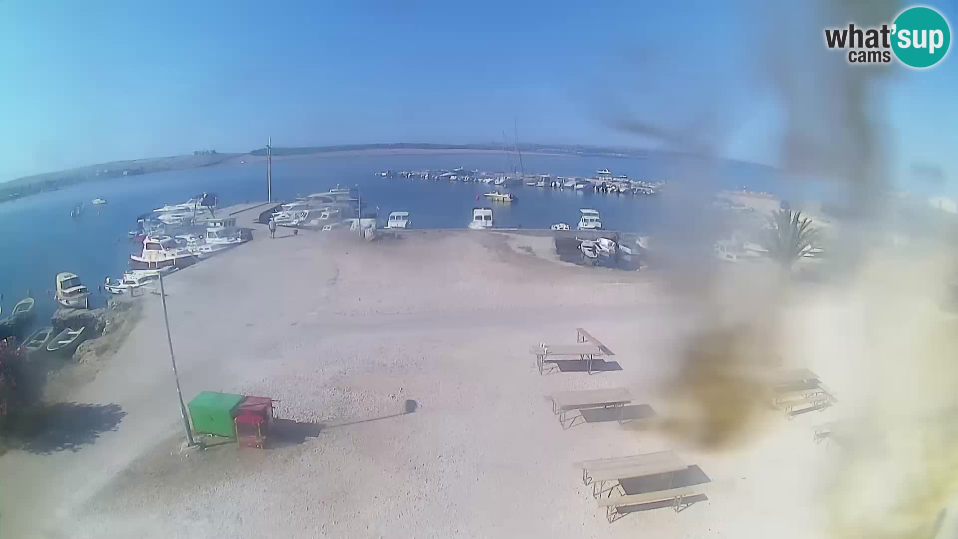 Live Webcam Povljana – Pag