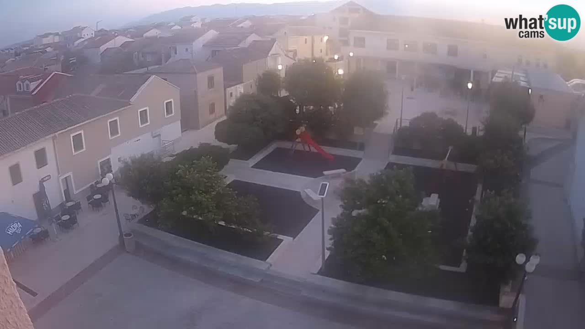 Pogliana Live webcam – isola di Pago