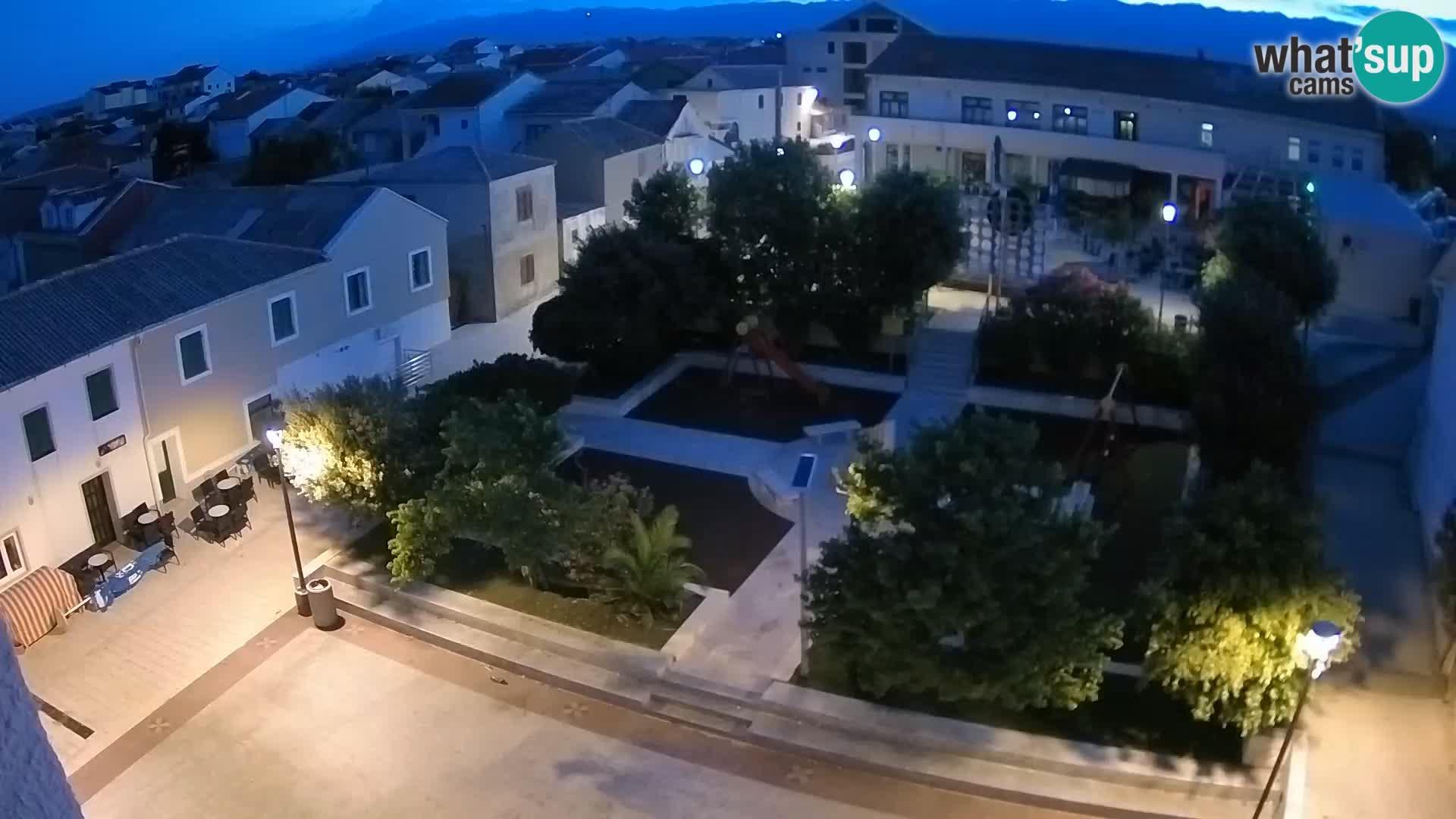 Kamera Povljana – otok Pag