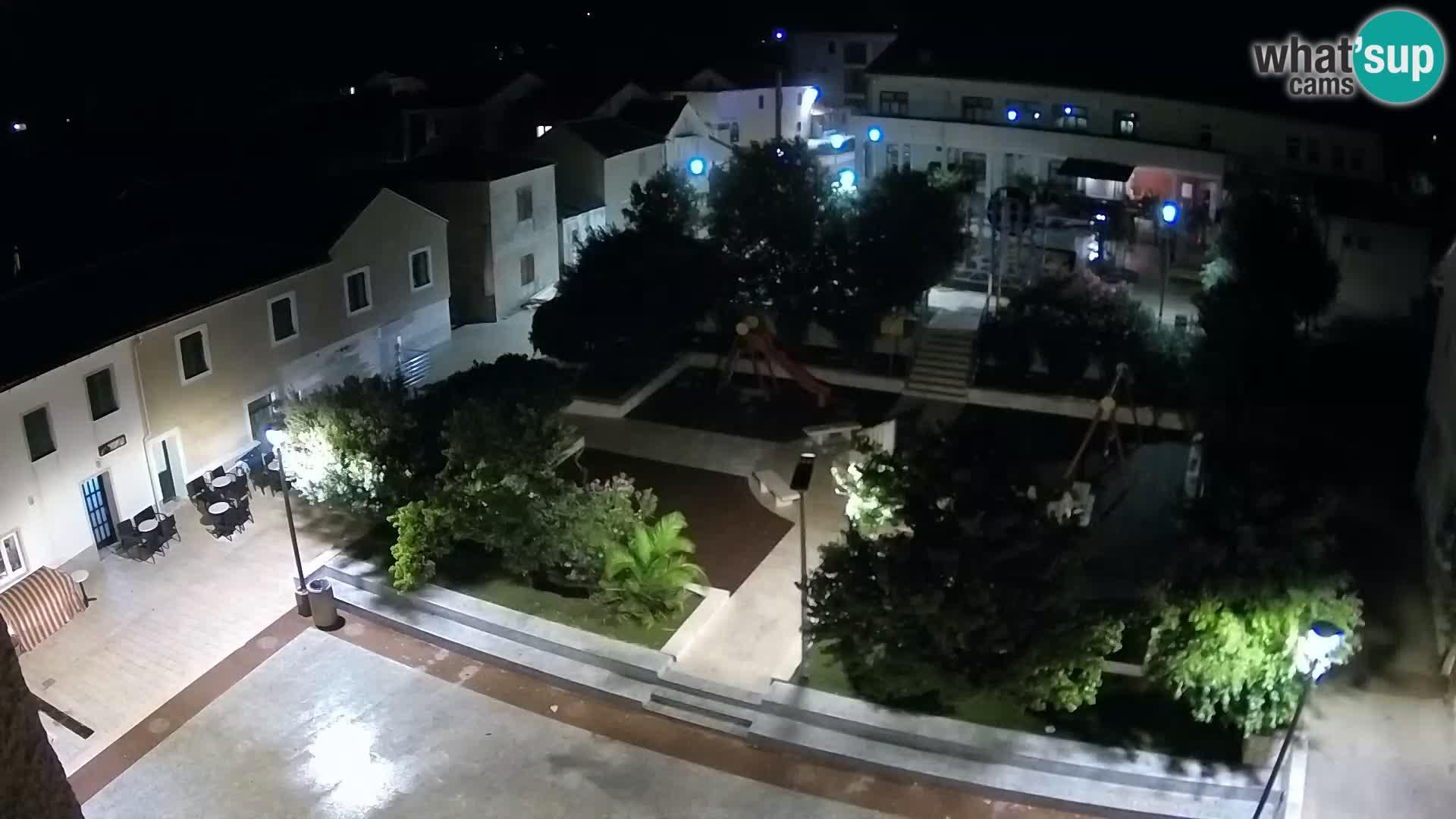 Spletna kamera Povljana – otok Pag