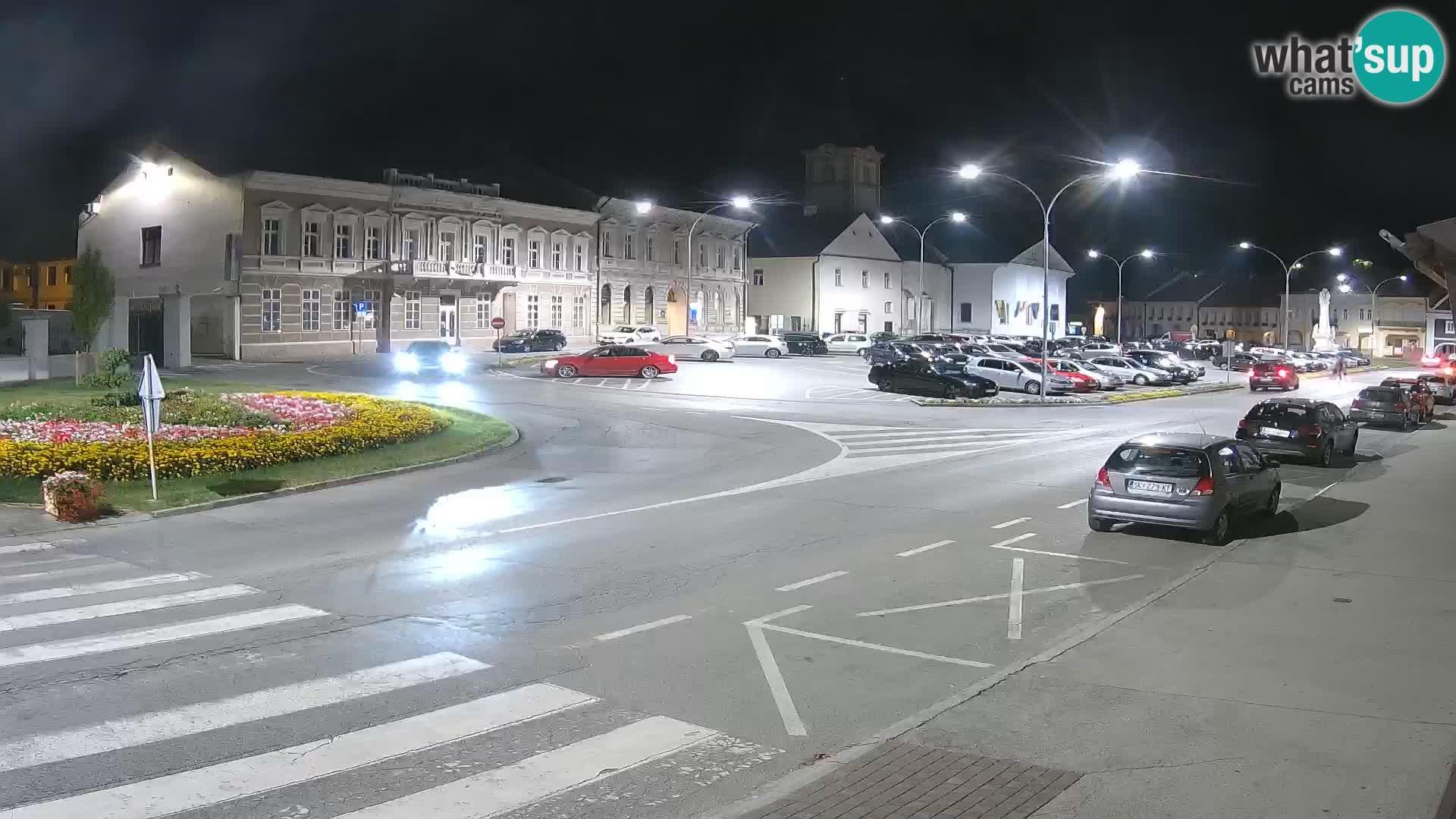 Webcam Live Požega – Piazza Svetog Trojstva