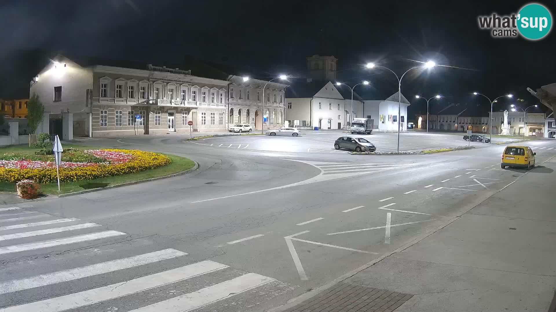 Webcam Požega – Svetog Trojstva Platz