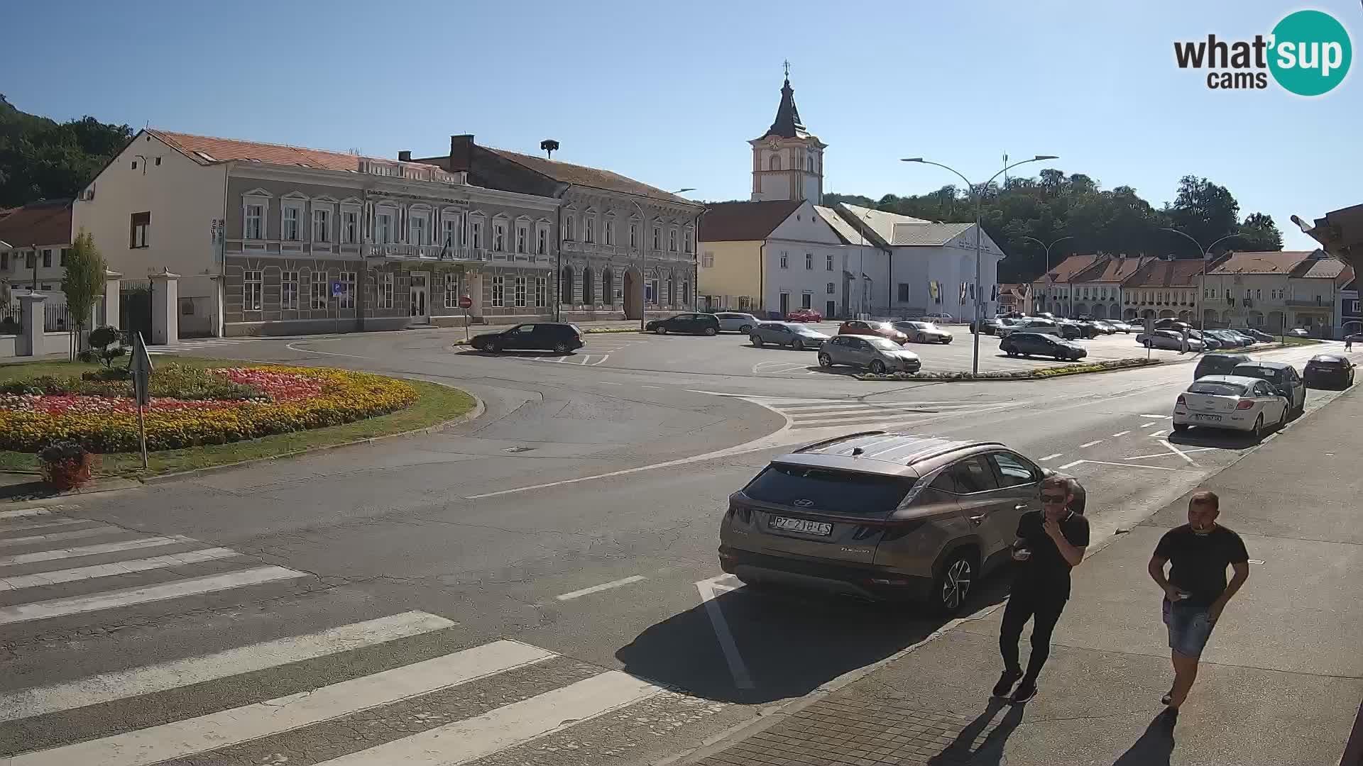 Webcam Požega – plaza Svetog Trojstva
