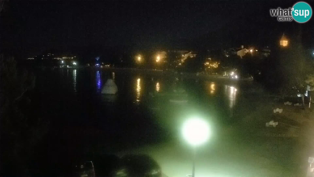 Promajna – spiaggia