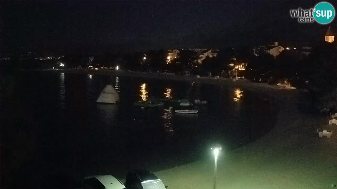 Promajna –  beach webcam live