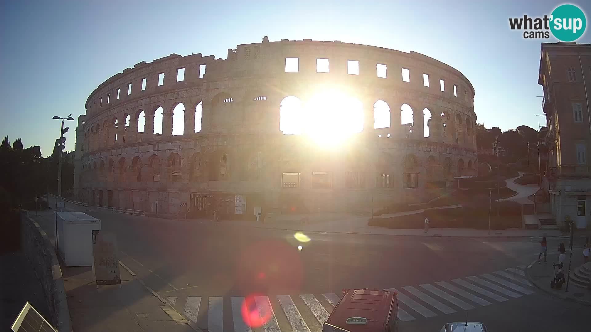 Amphithéâtre de Pula