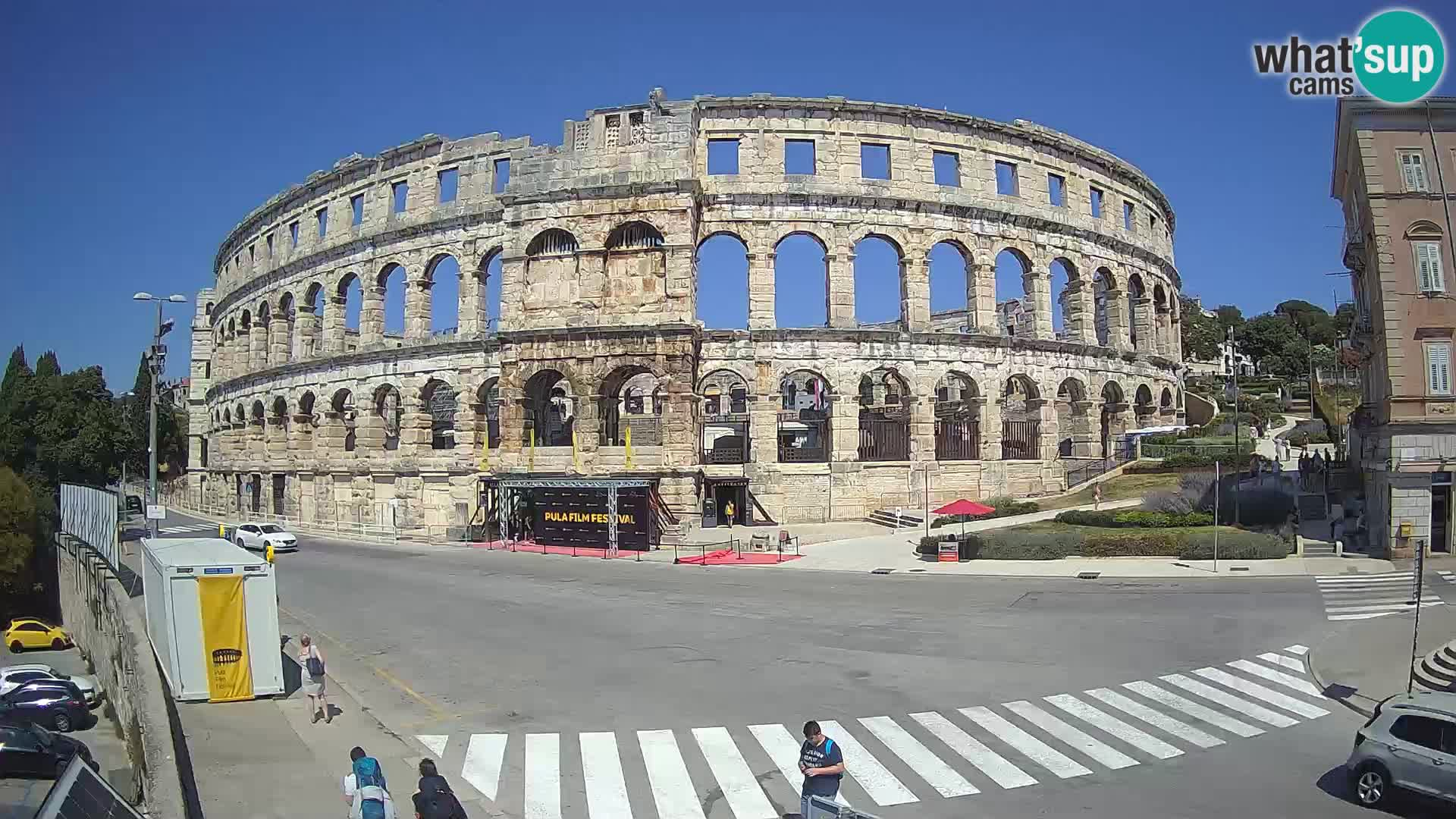 Amphitheatre in Pula – Arena