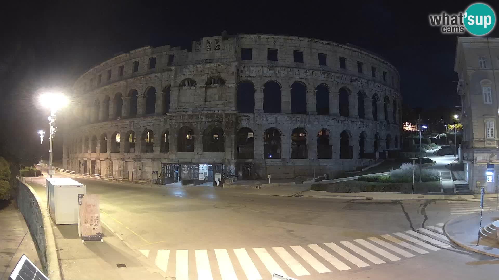 Amfiteatar – Arena Pula