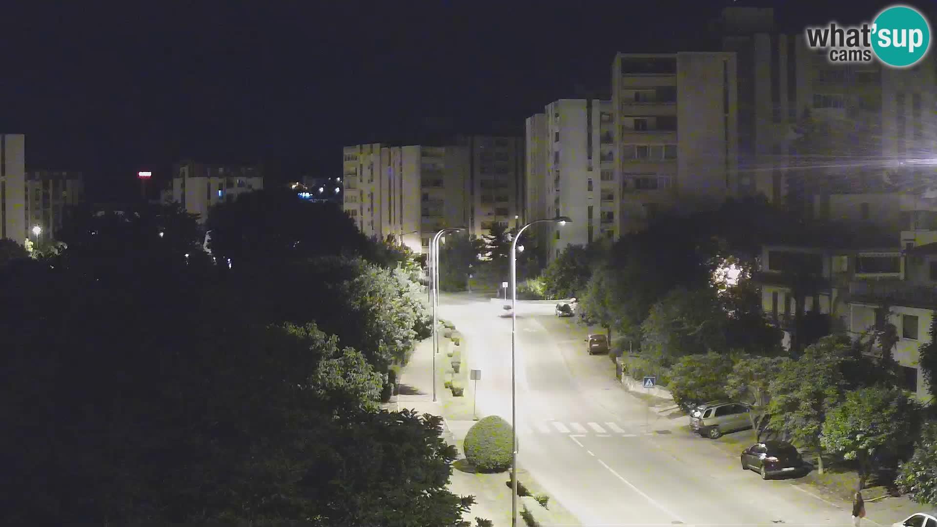 Pula webcam – Koper street – live cam Istria