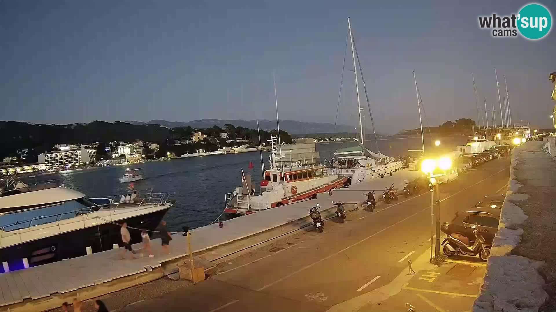 Livecam Rab – Obala Petra Krešimira