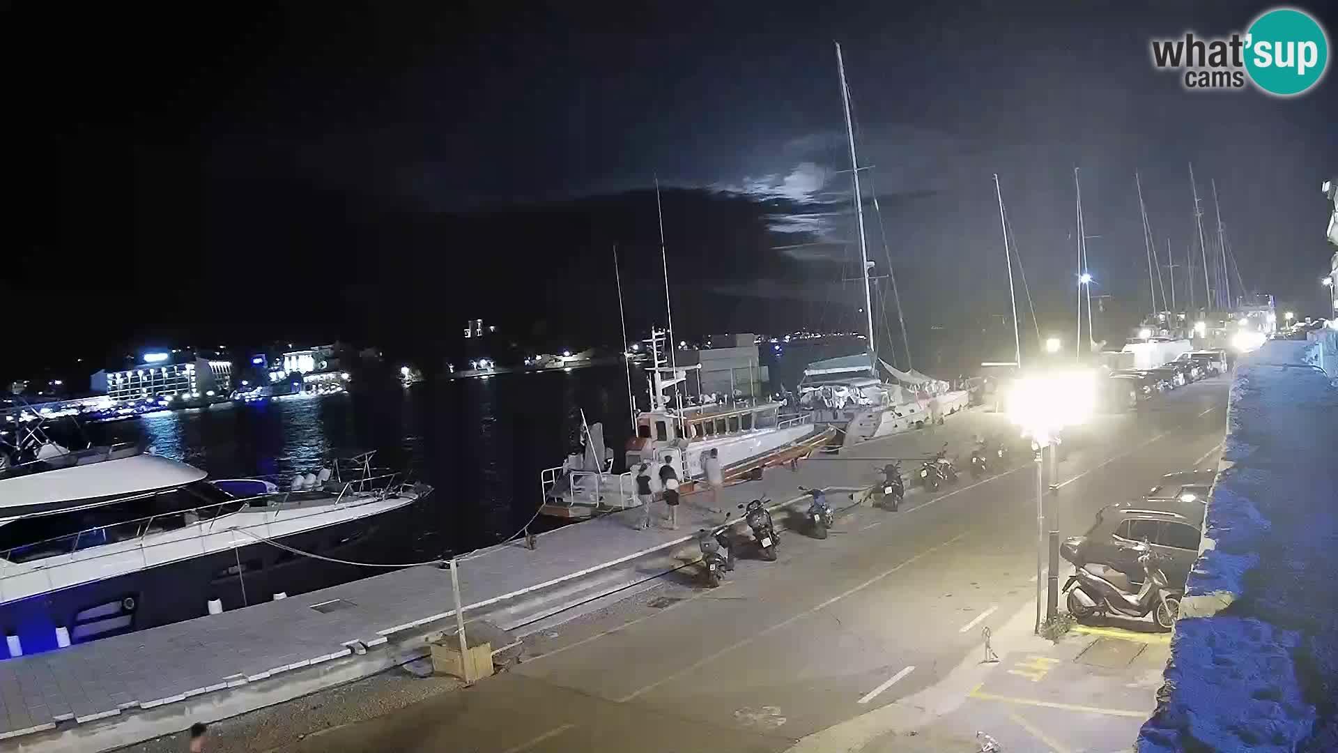 Rab Live Cam – Obala Petra Krešimira