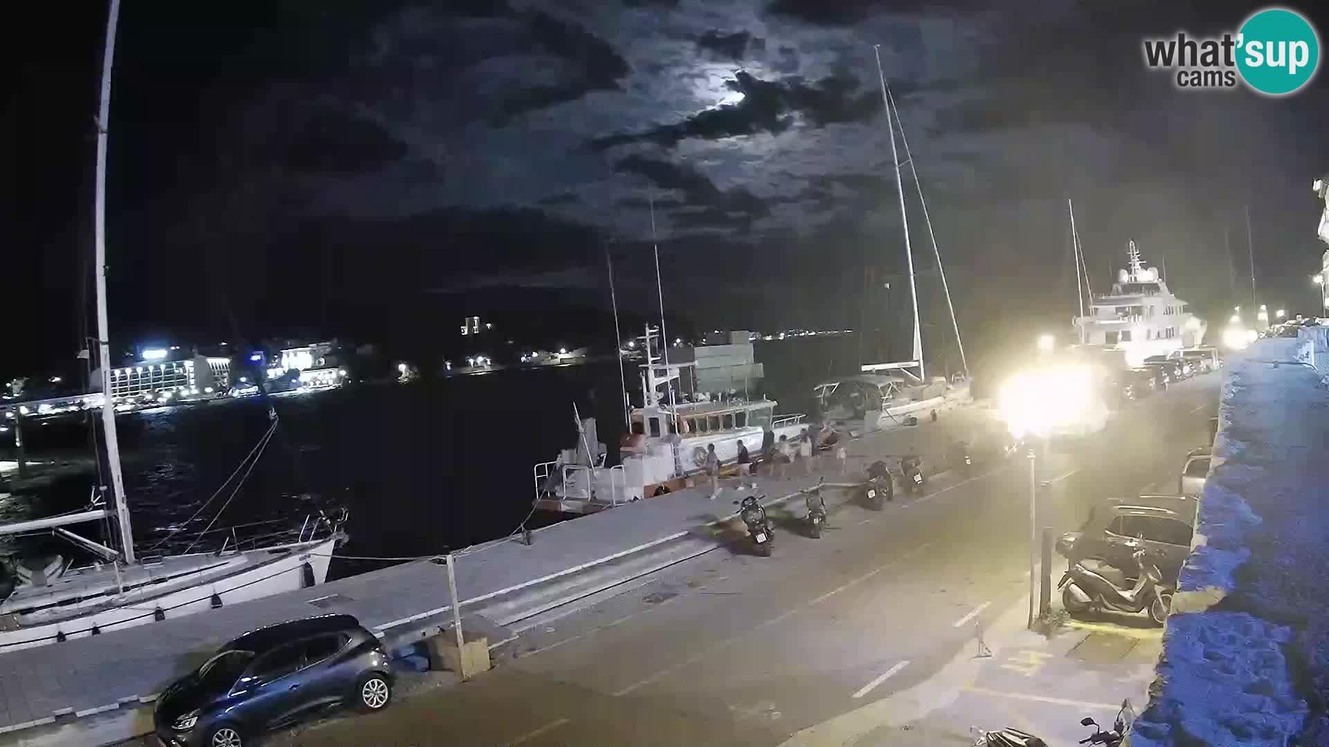 Webcam Arbe – Lungomare Petra Krešimira