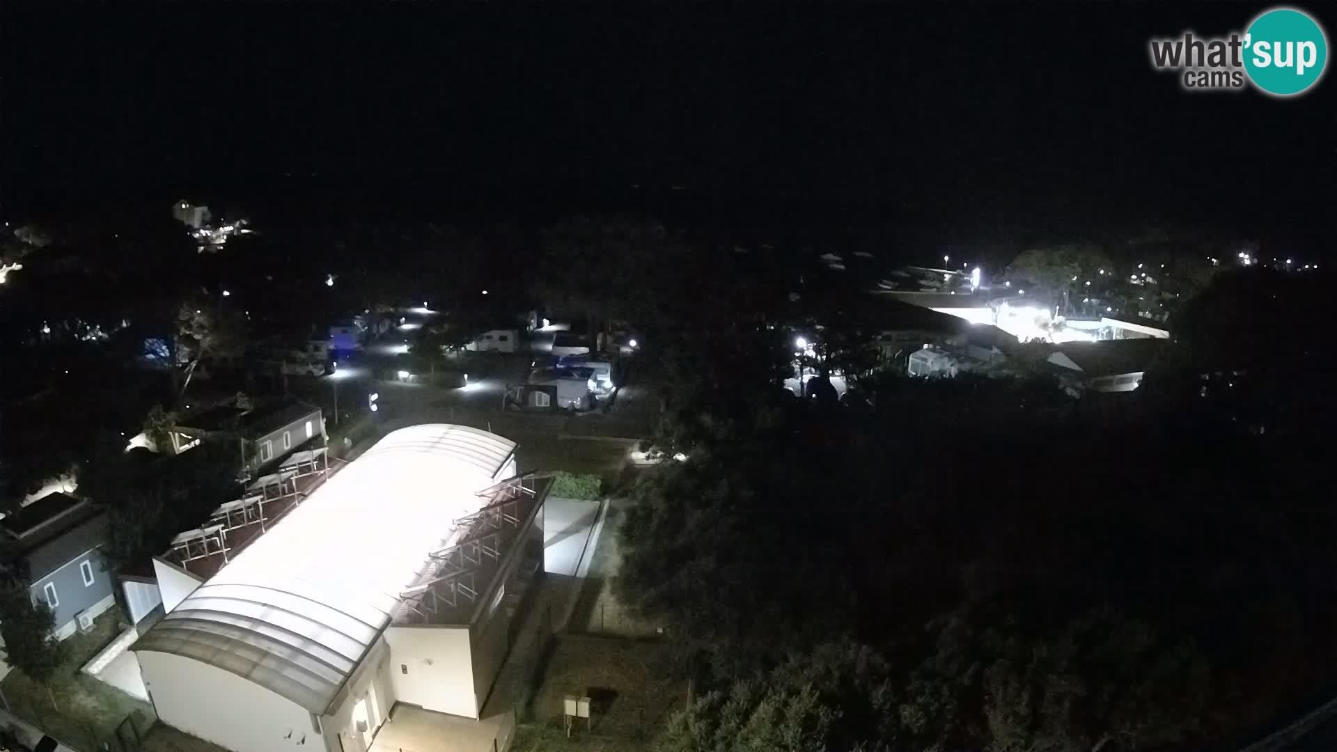 Banjol camera en vivo Rab – Deltas Apartmani
