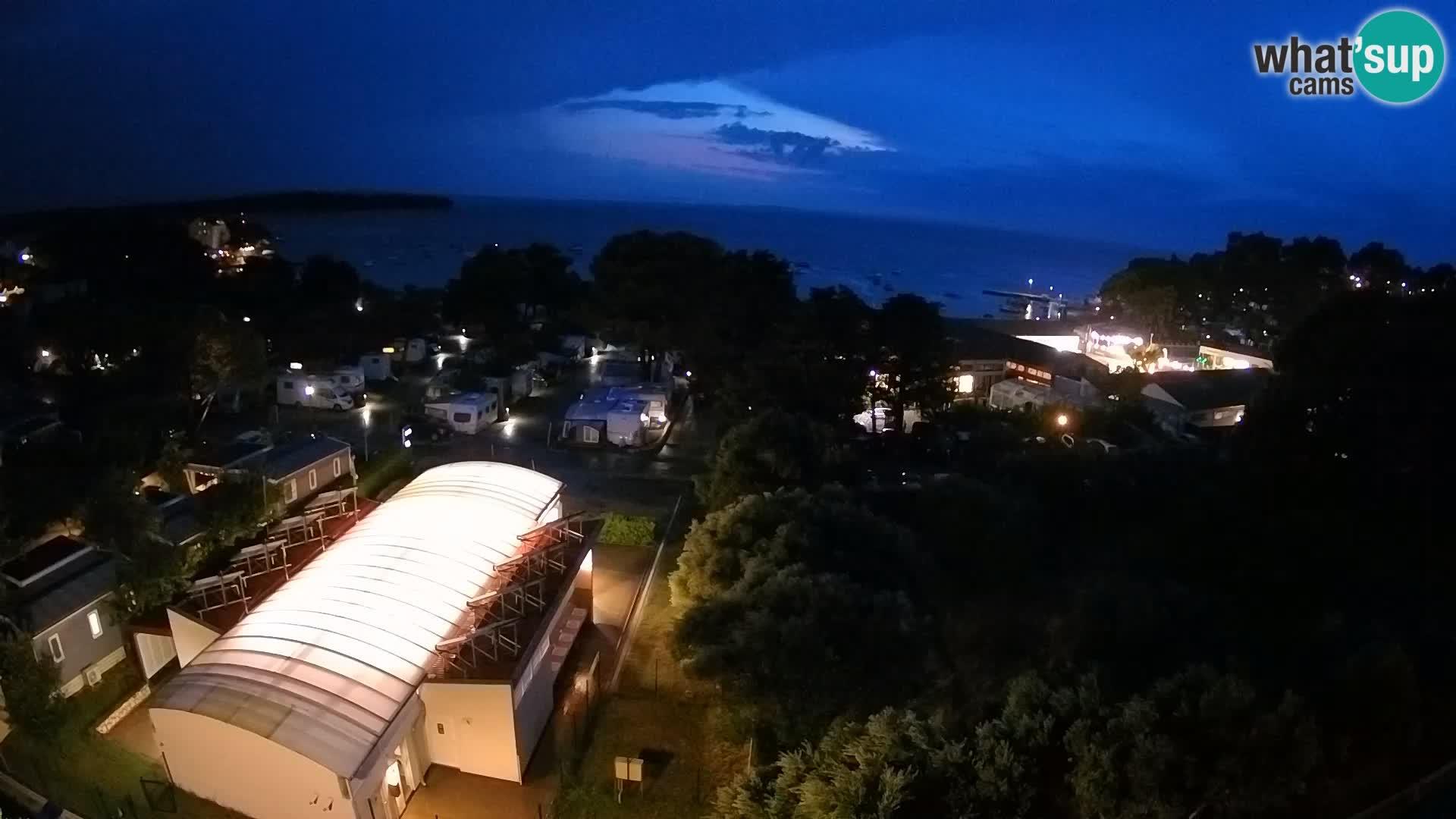 Banjol webcam Rab insel – Deltas Apartmani