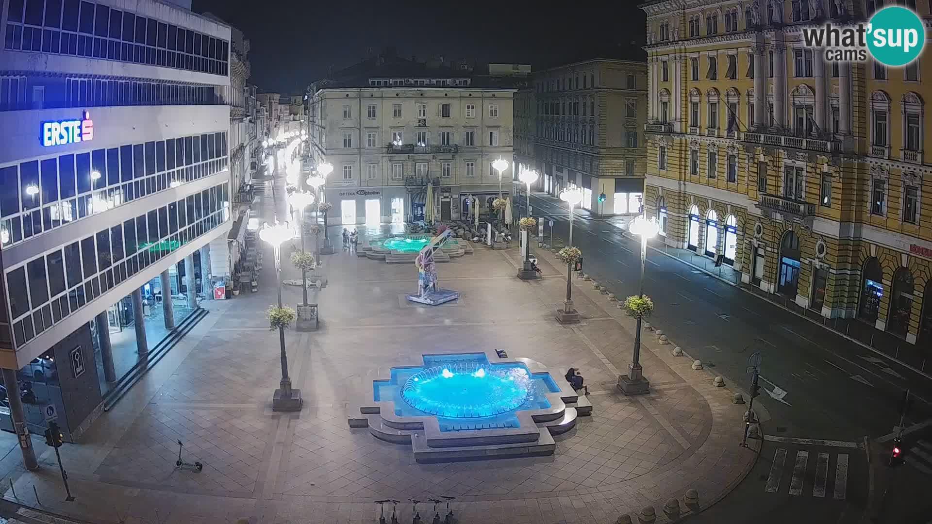 Rijeka – Plaza Jadran